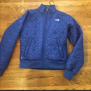 North Face puffer bomber